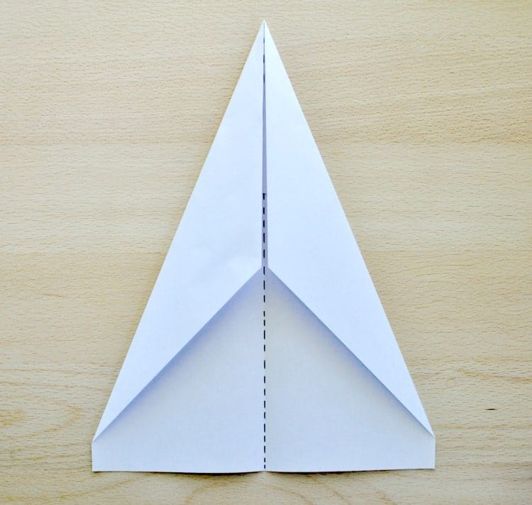 Paper Airplane 5