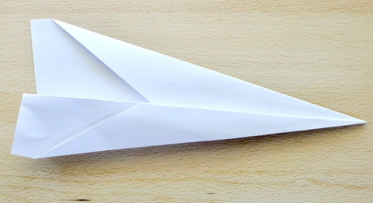 Paper Airplane 7