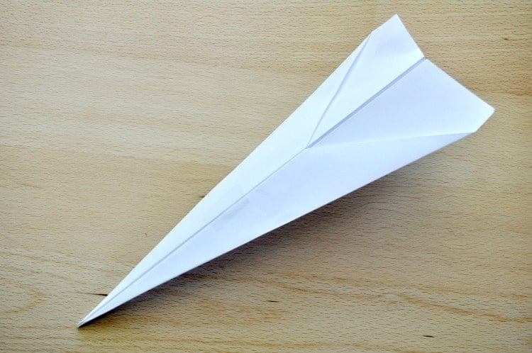 Paper Airplane 9