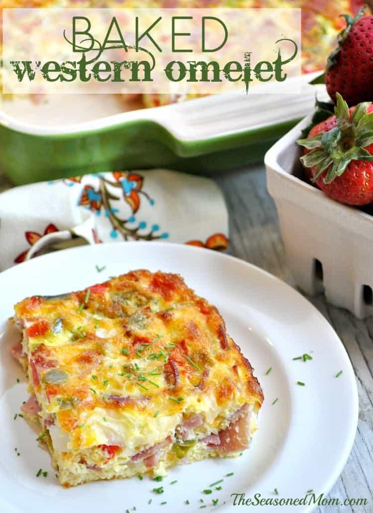 Baked Western Omelet 2