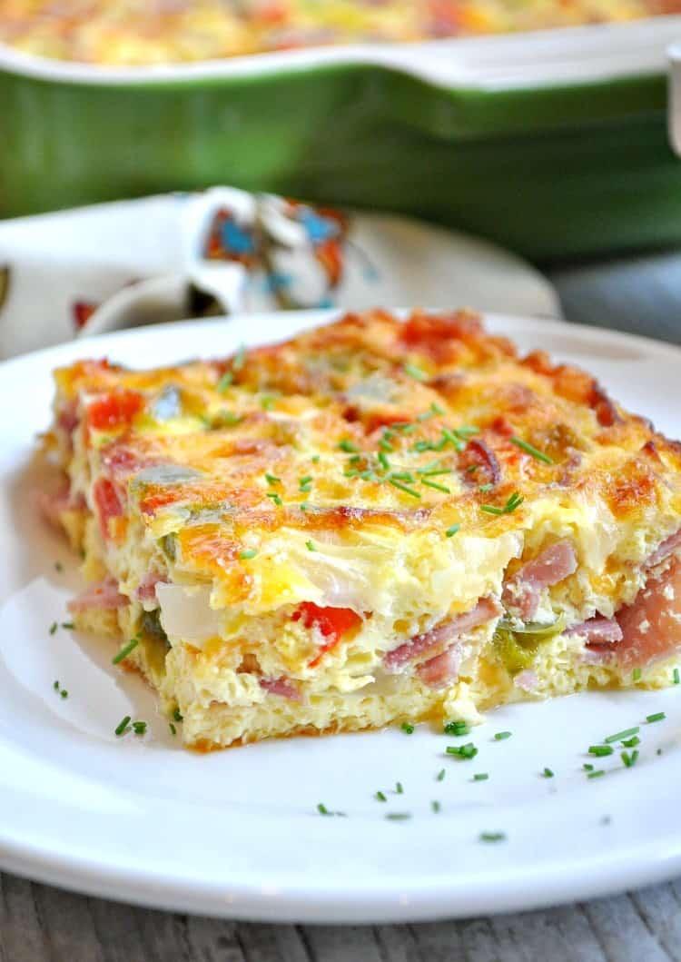 Baked Western Omelet 3