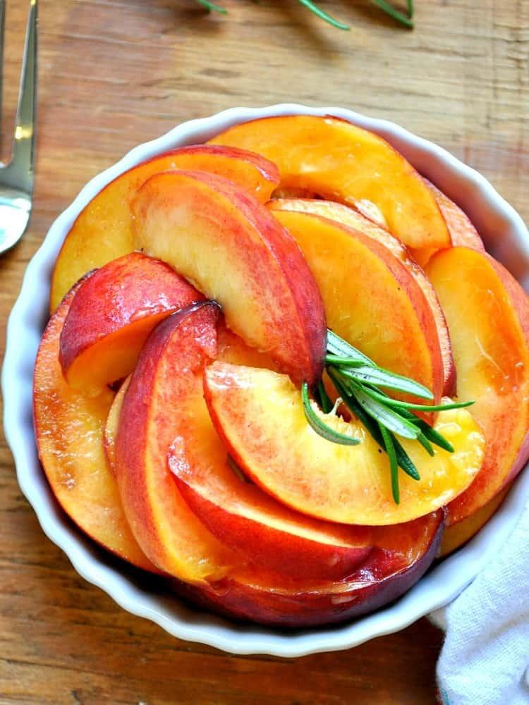Peach Glazed Chicken Kabobs 4
