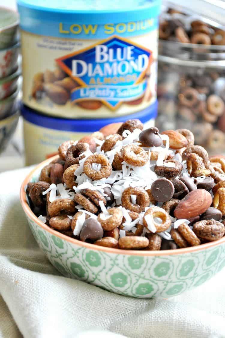 Almond Joy Snack Mix 3