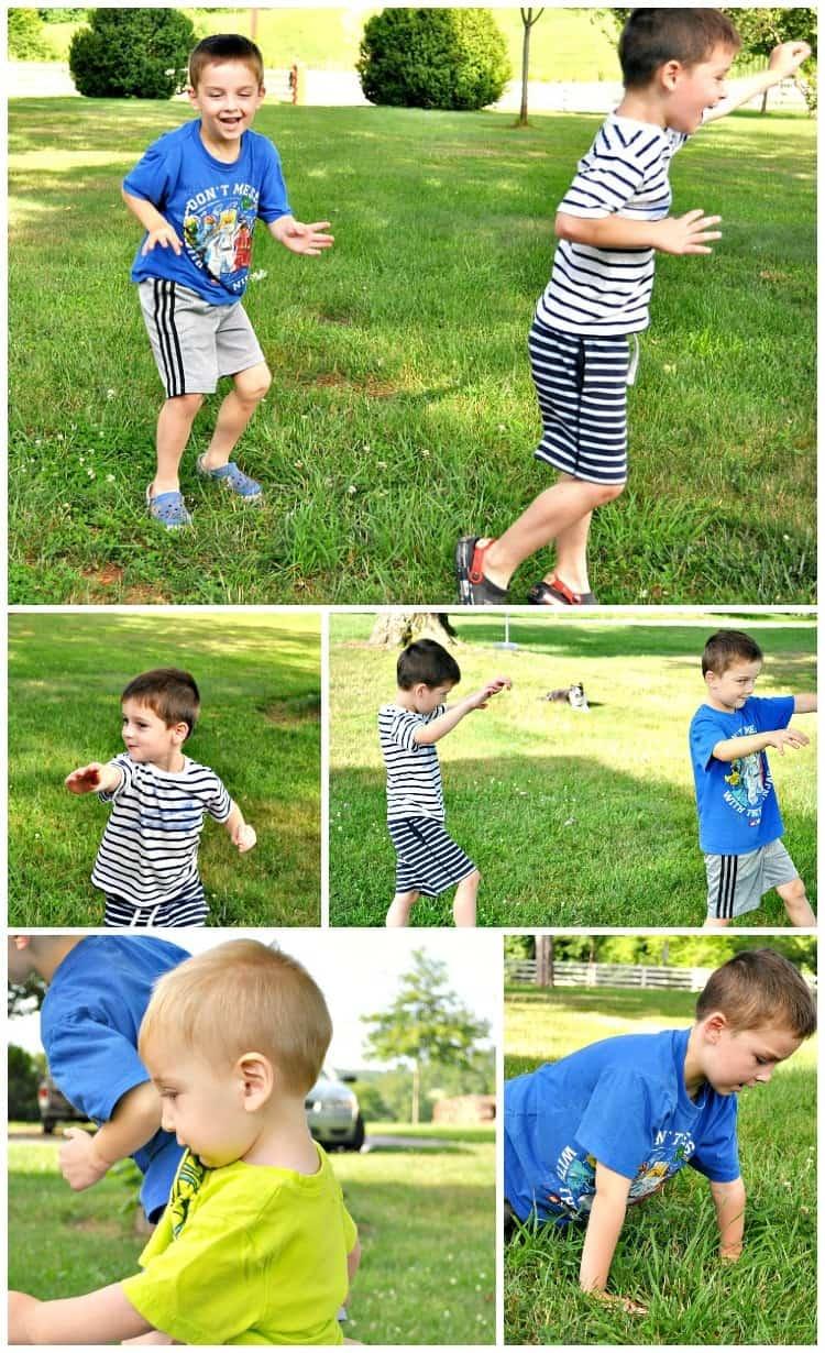 Boys Exercises