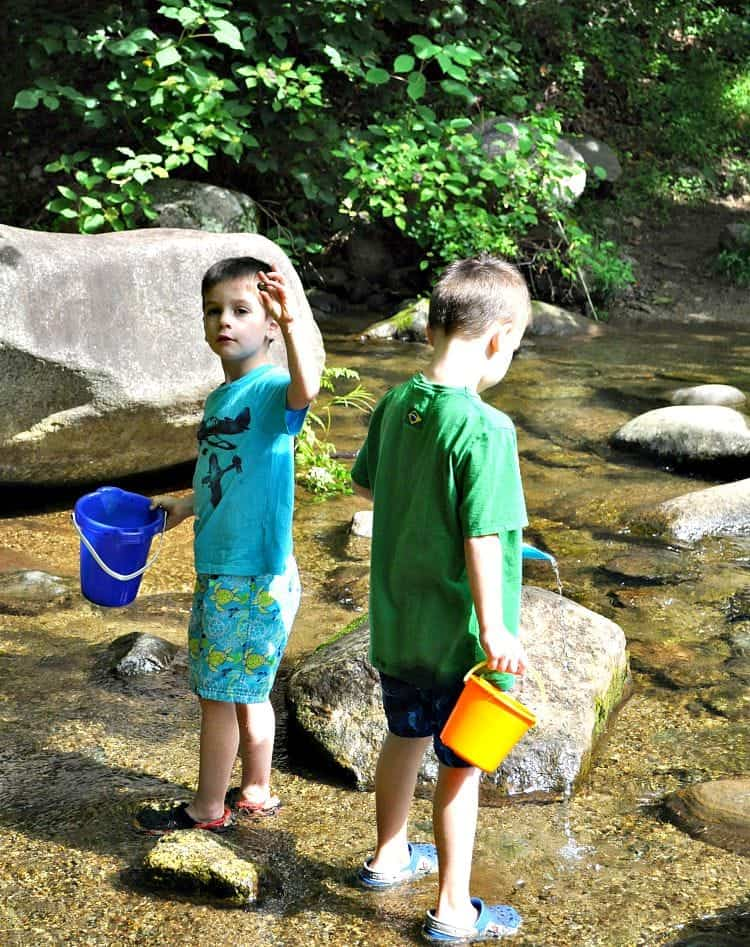 Boys in Water 2