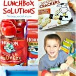 Easy Lunchbox Solutions