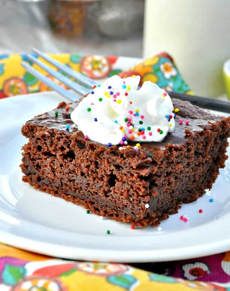 Greek Yogurt Chocolate Zucchini Cake 3
