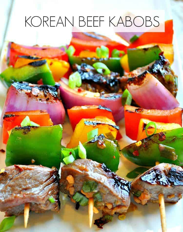 Korean Beef Kabobs TEXT