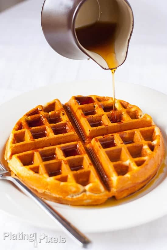 Maple-and-Peanut-Butter-Oatmeal-Waffles-Gluten-Free-7