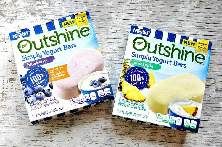 Outshine Bars 3