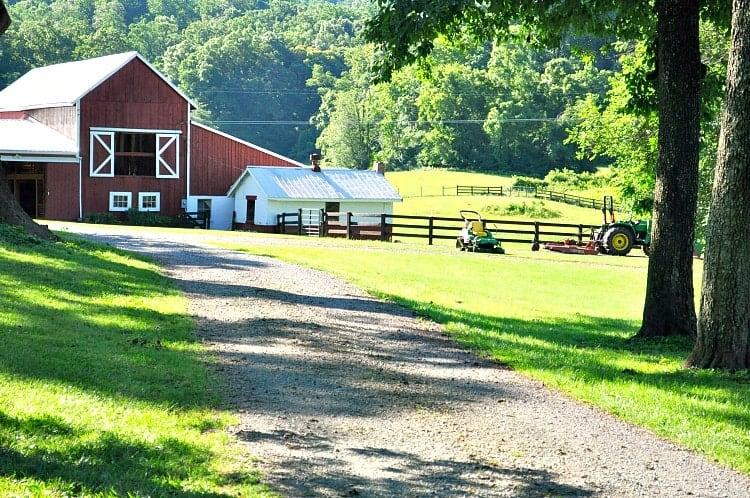 Rounton Barn