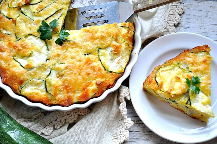 Zucchini Pie 6