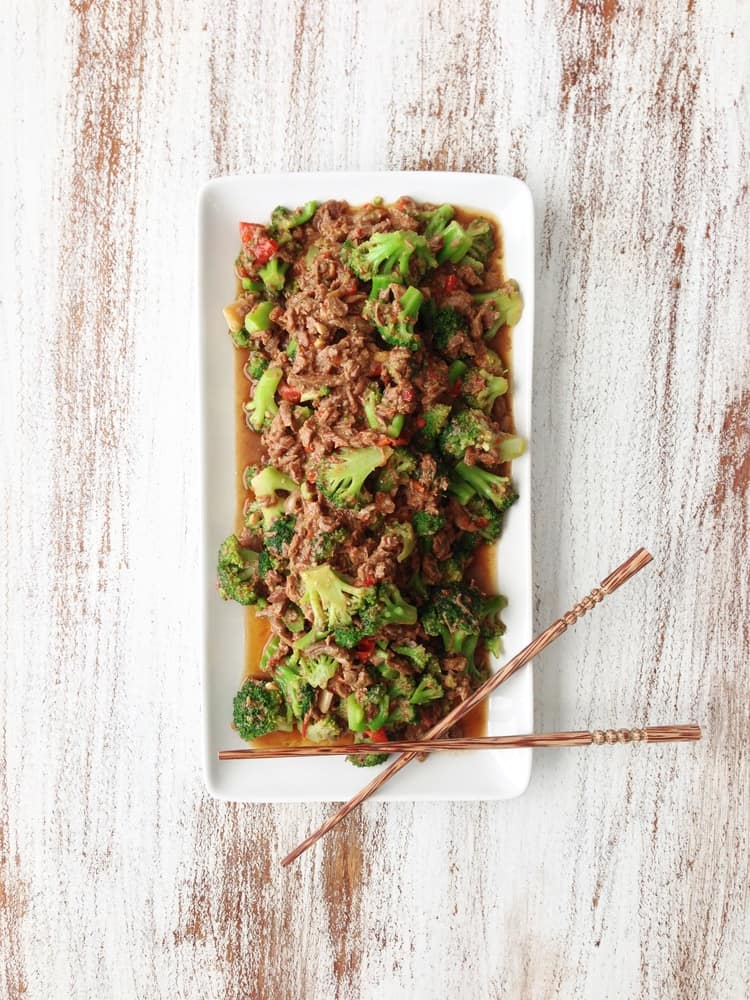 Beef and Broccoli 2