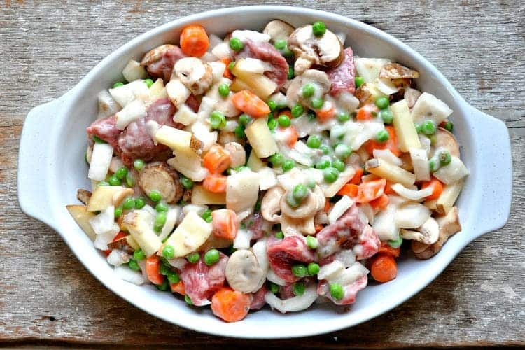 Dump and Bake Beef Stew 2