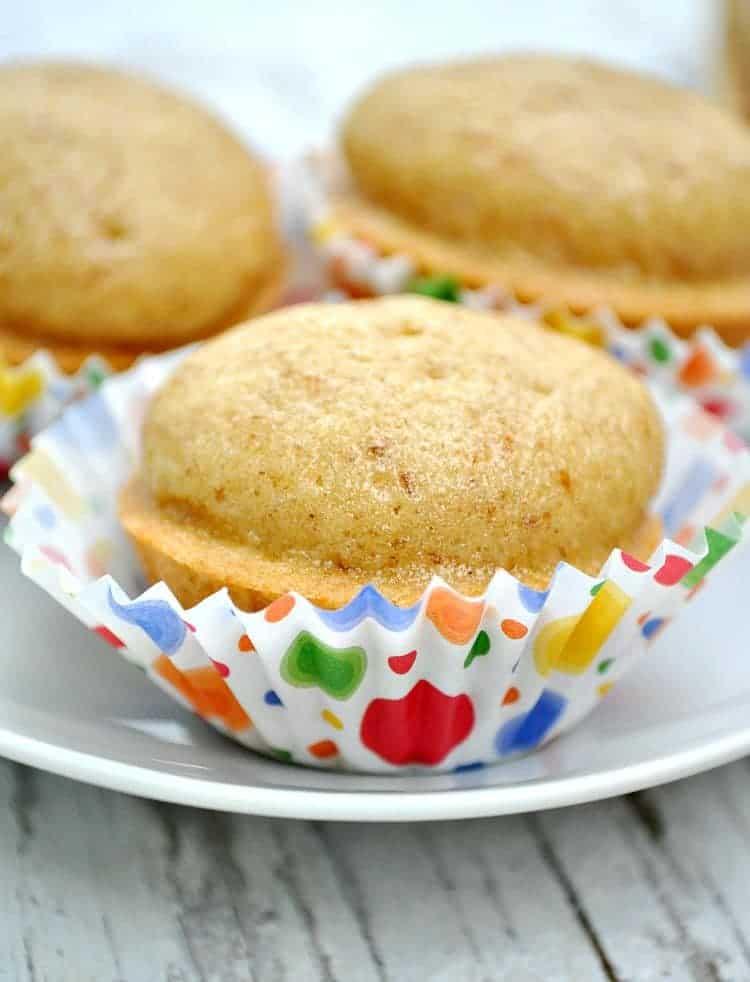 Graham Cracker Blender Mini Muffins 7