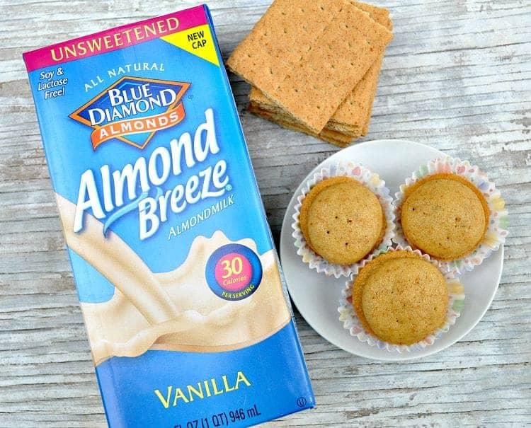 Graham Cracker Blender Mini Muffins 9