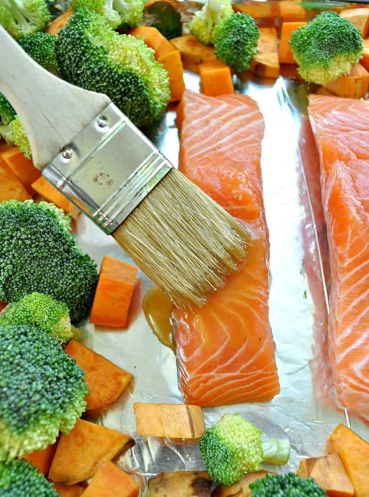 Sheet Pan Salmon 4