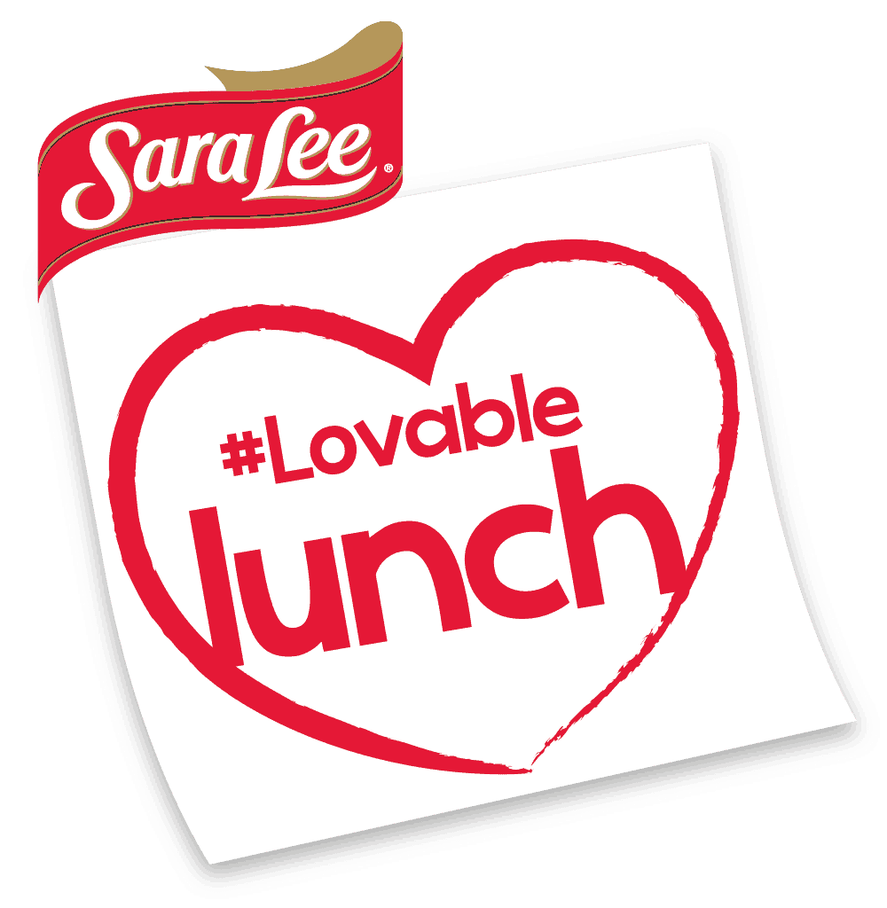 sarale -lovable lunch logo