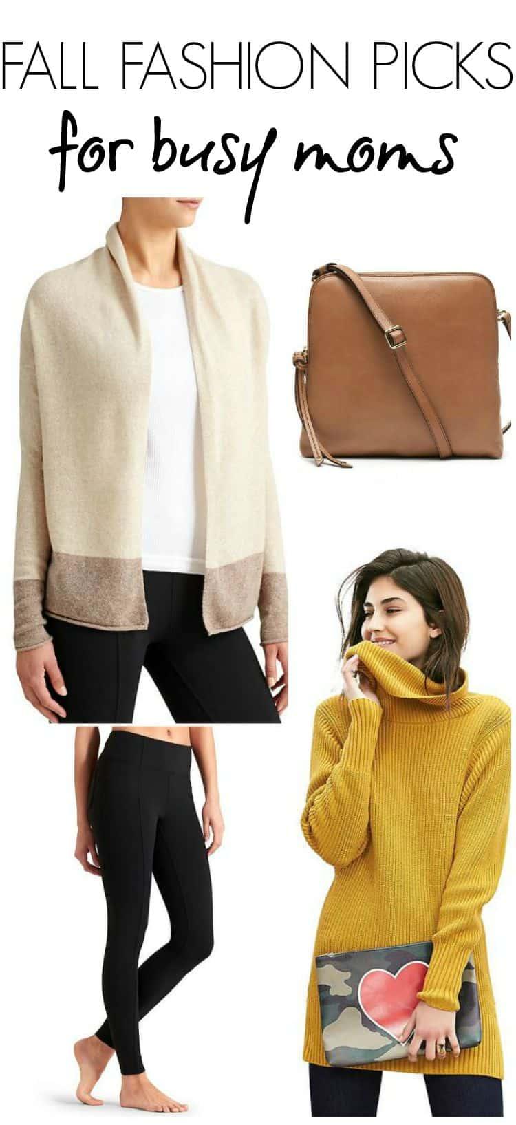 Fall Fashion Collage