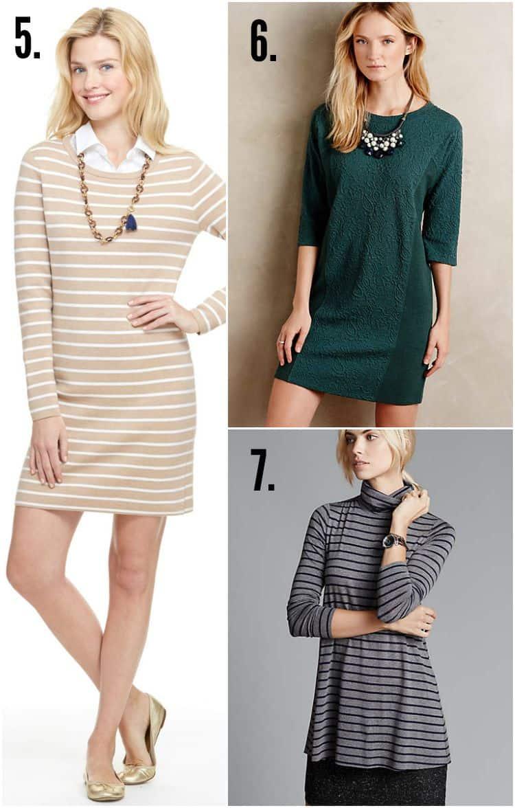 Fall Fashion Dresses