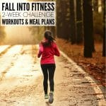 Fall Into Fitness: Week 2!