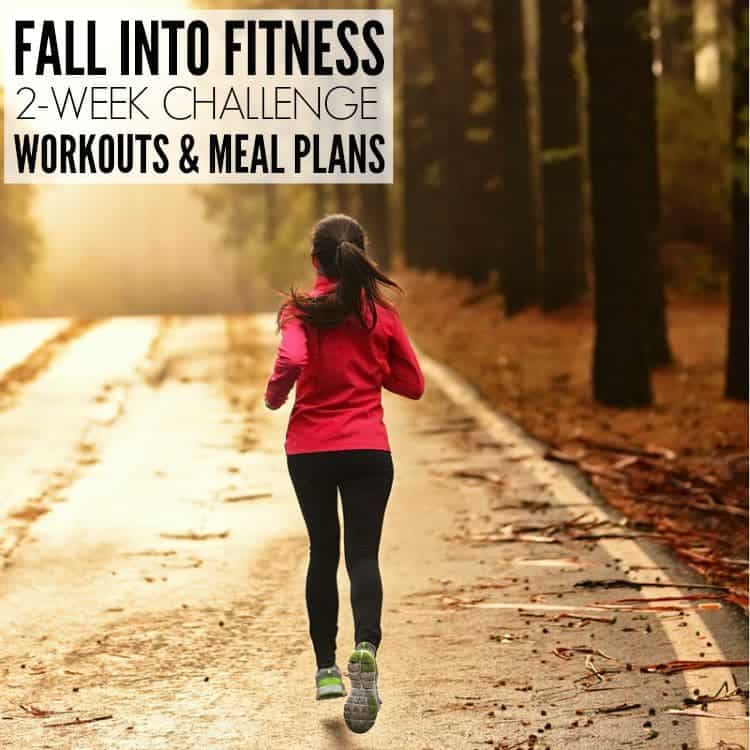 Fall Into Fitness Workouts and Meal Plans 3