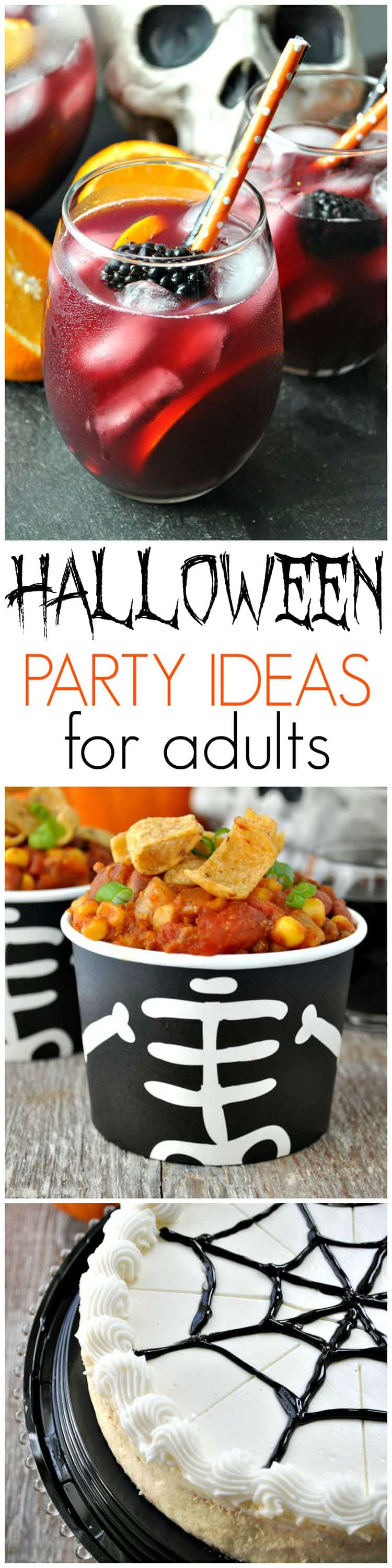 Slow Cooker Pumpkin Chili Halloween Party Ideas For