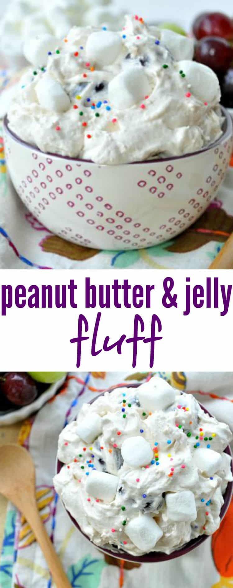 Peanut Butter & Jelly Fluff