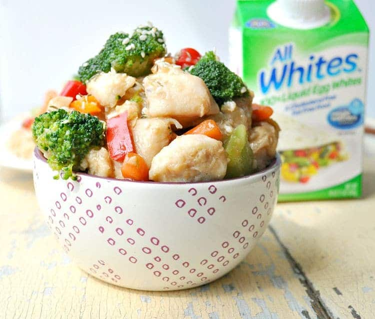 Velveted Chicken & Veggie Stir-Fry 5