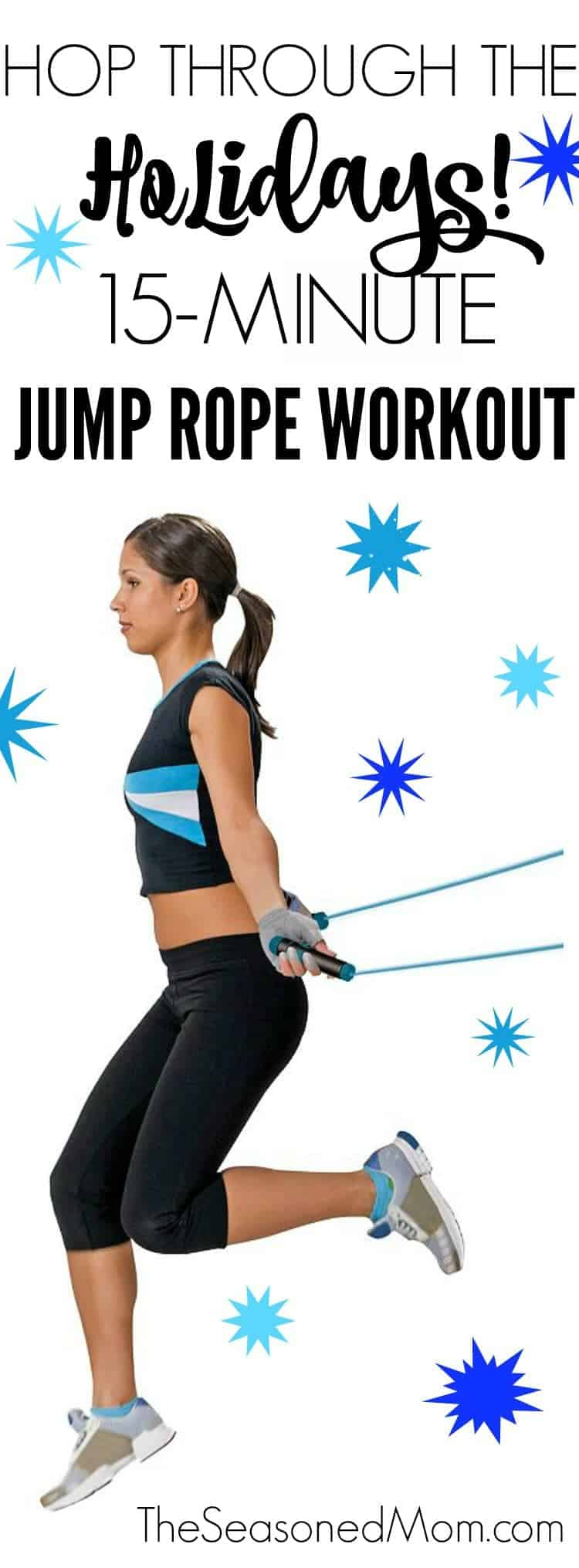 15 Minute Jump Rope Workout