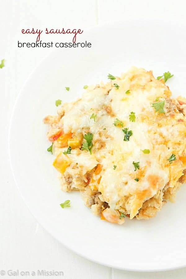 Easy-Sausage-Breakfast-Casserole-text