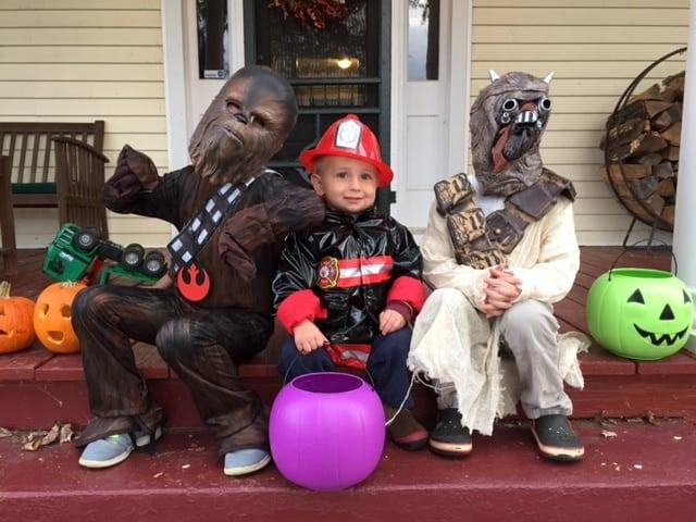 Weekend Recap: Halloween Edition!