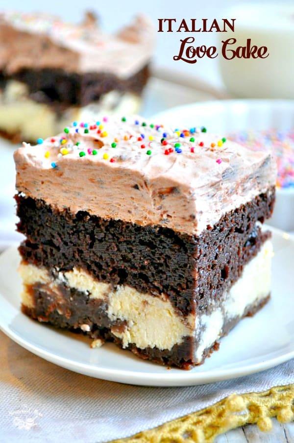 Chocolate Book Cake