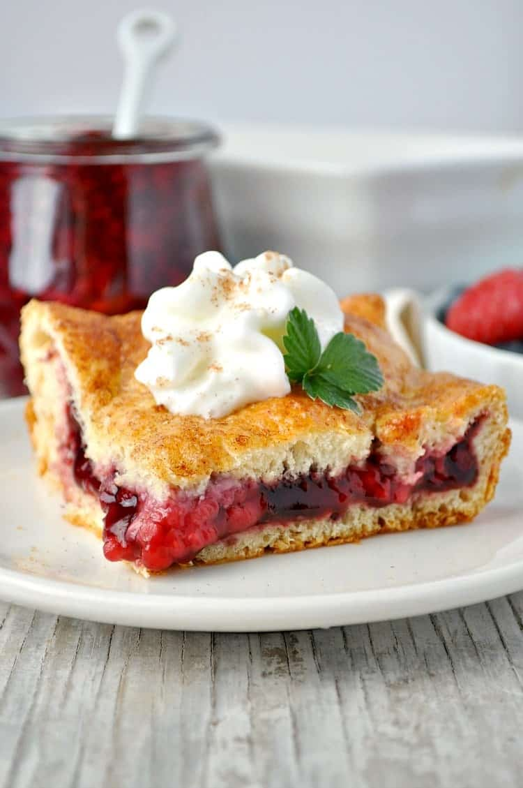 Raspberry Danish 6