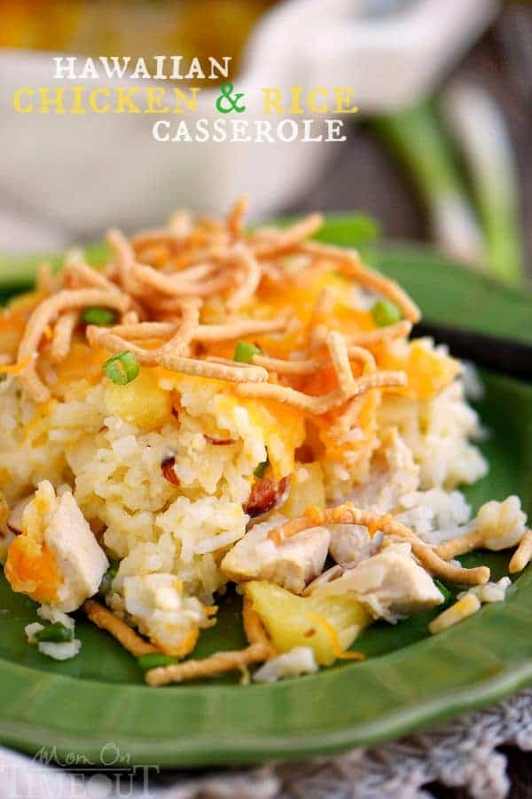 hawaiian-chicken-rice-casserole