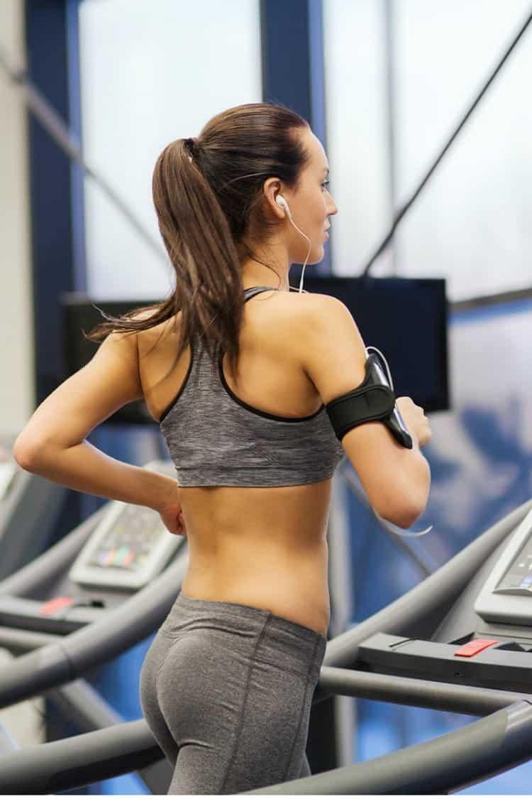 Treadmill Walking Workout 3