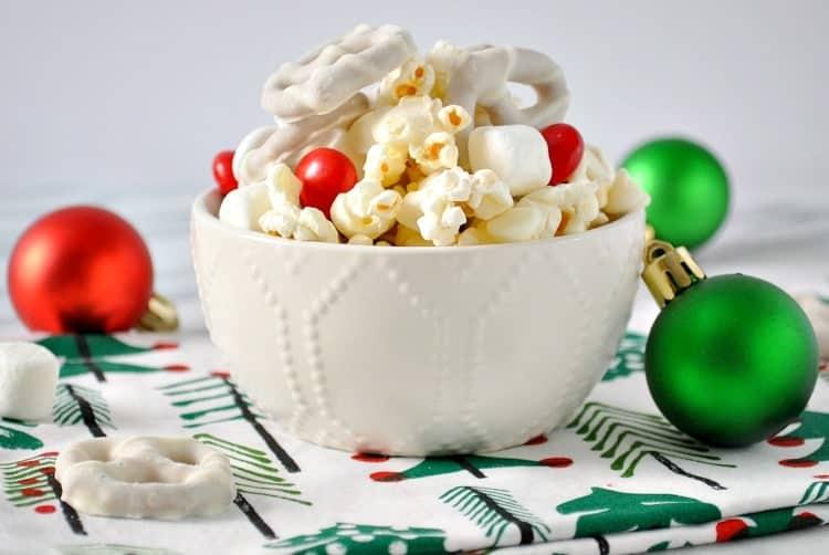 Winter Wonderland Snack Mix 2