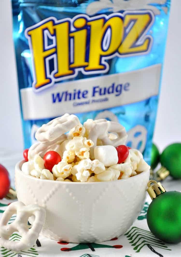 Winter Wonderland Snack Mix 5