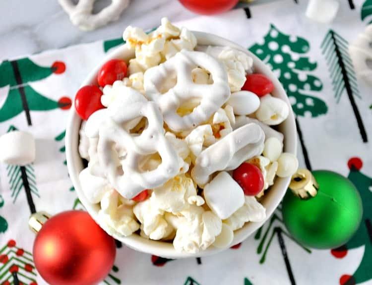 Winter Wonderland Snack Mix 6