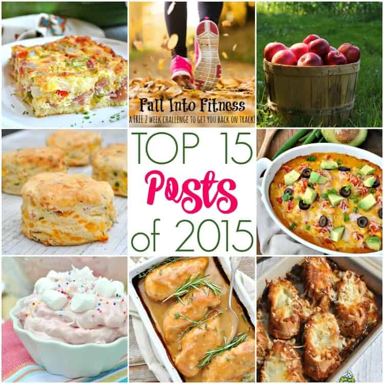 Top 15 Posts of 2015
