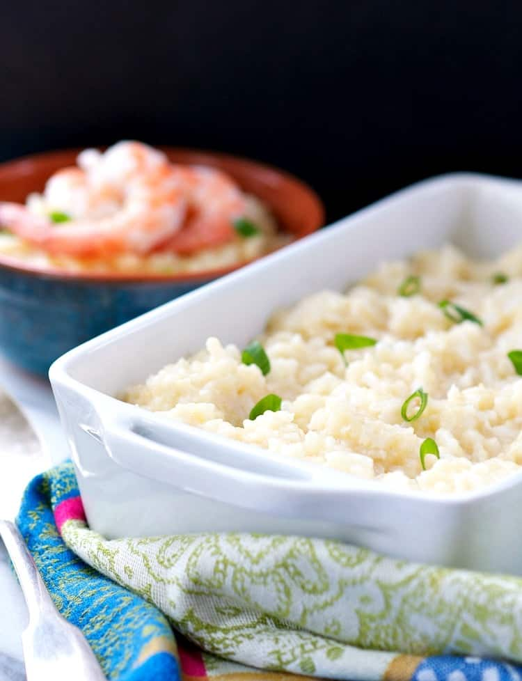 Easy Baked Champagne Risotto