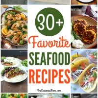Favorite Seafood Recipes