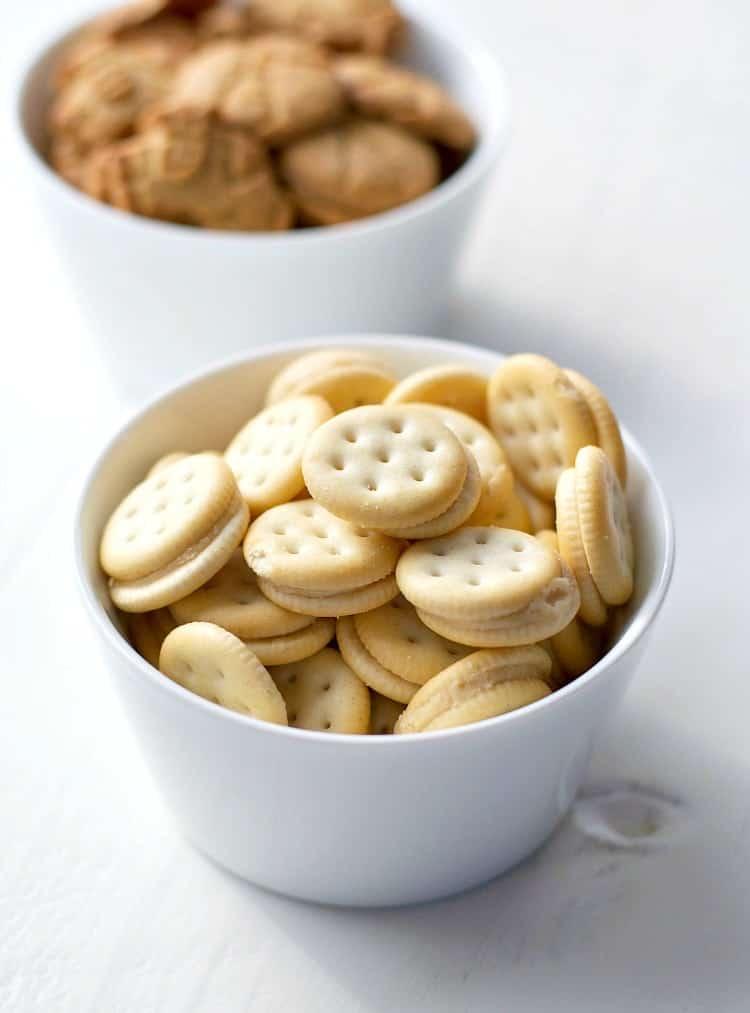 Horizon Crackers in Bowl