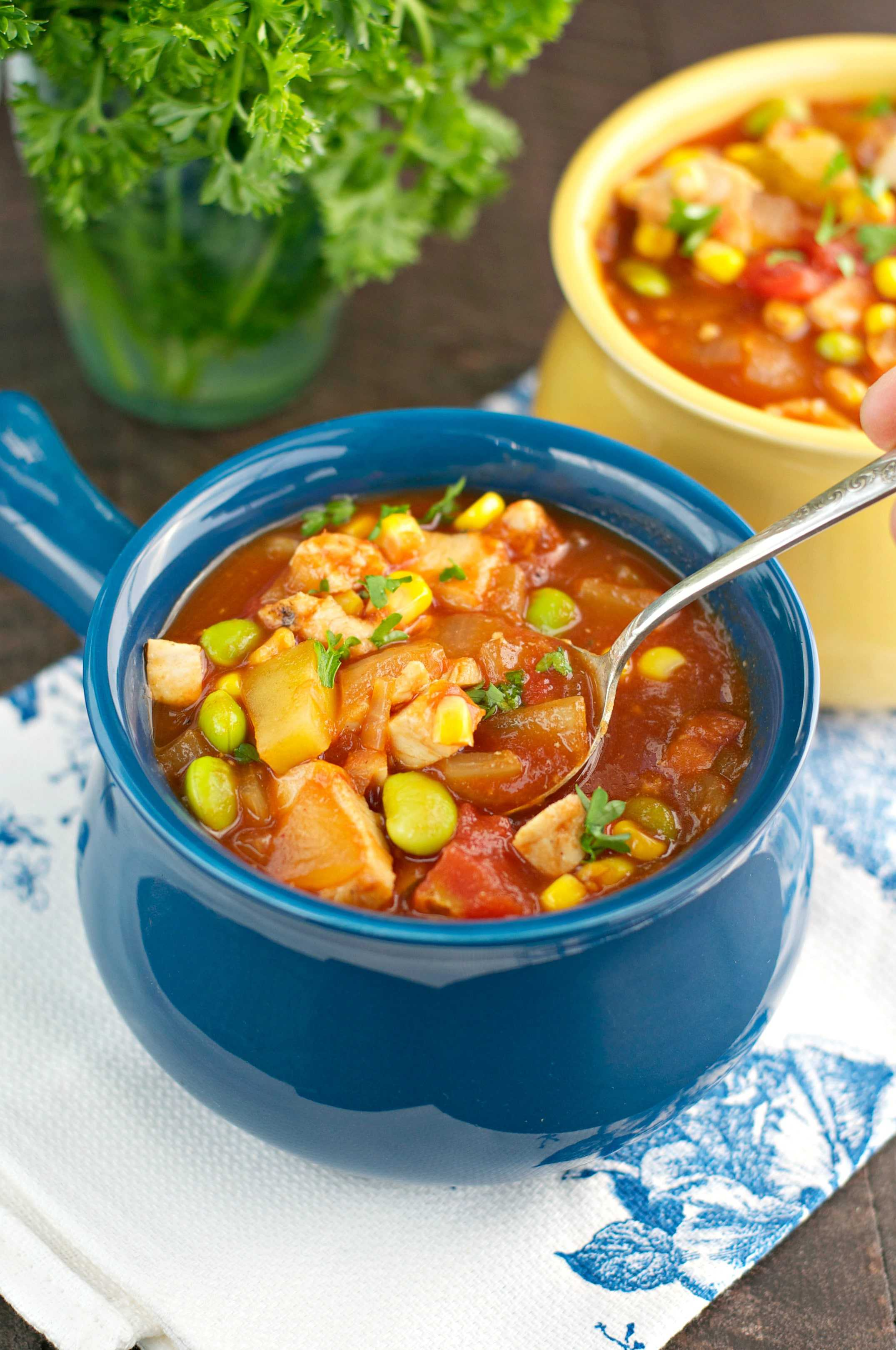 Quick and Easy Brunswick Stew 2