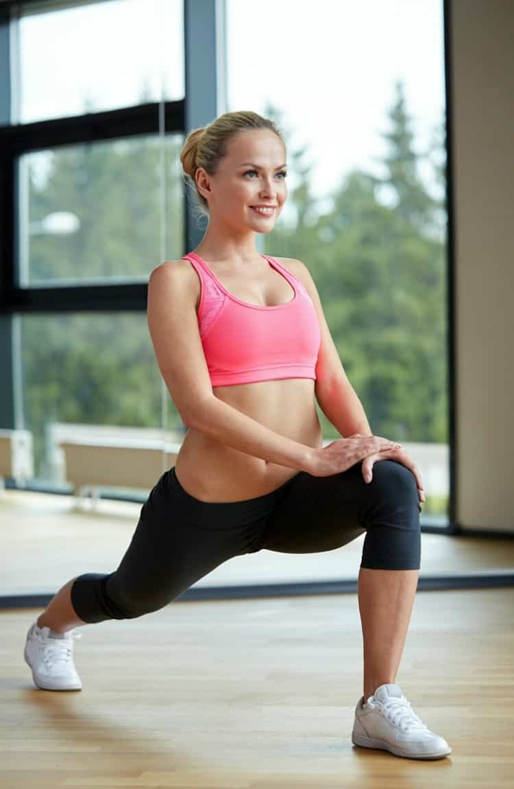 Workout Lunge