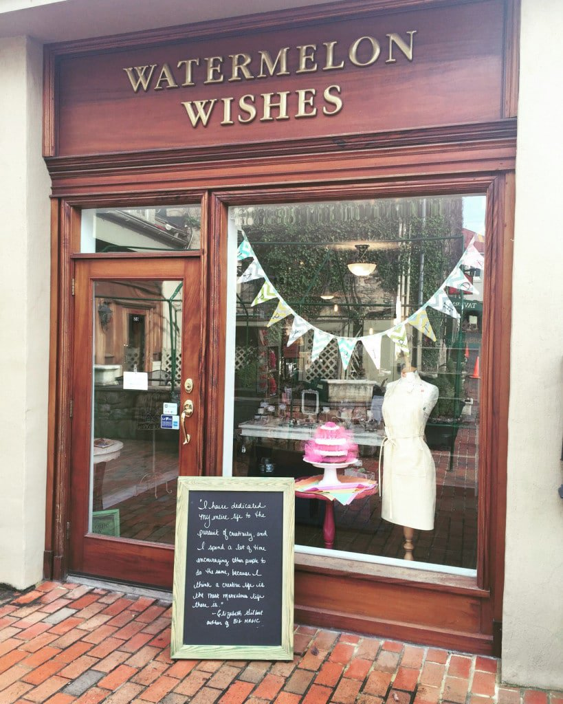 Watermelon Wishes Storefront