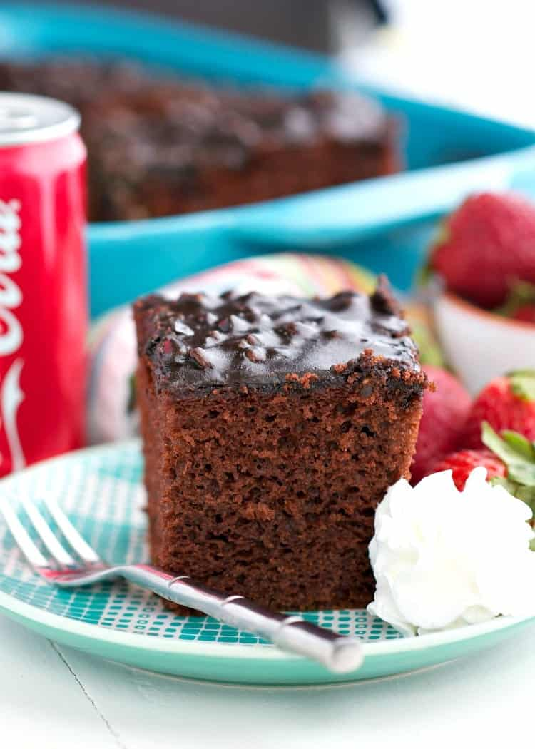 Diet Coke Cake Mix Recipe