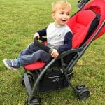 A Week in the Life of Spencer's Joovy Balloon Stroller!