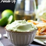 Mom's Ultimate Happy Hour {and a 2-Minute Avocado Dip}