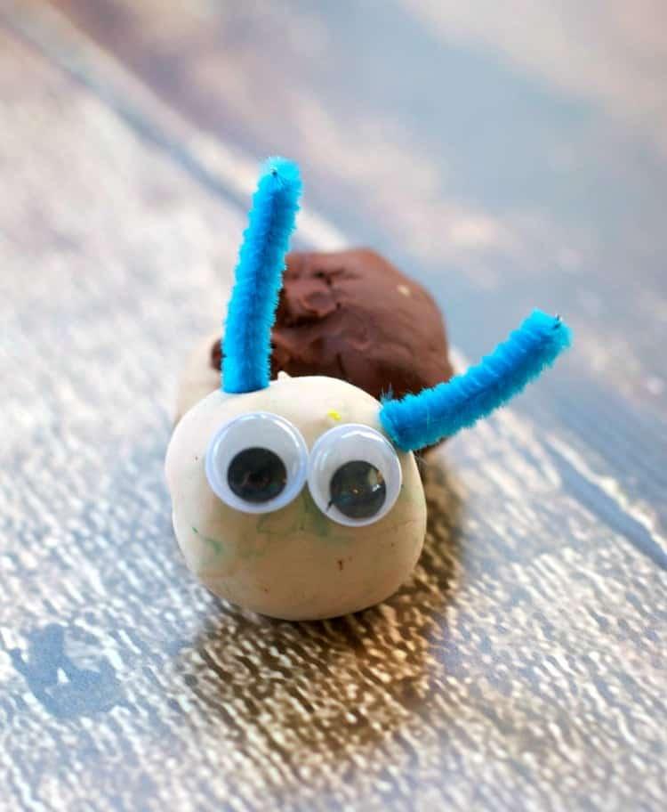 Summer Craft For Kids Wacky Bugs The Seasoned Mom